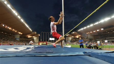 Meeting Diamond League de Monaco : Renaud  cale à 5m82