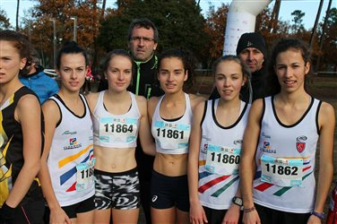 CROSS DE SELECTION JUNIORS